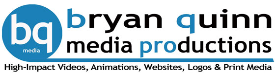 Bryan Quinn Media Productions Logo
