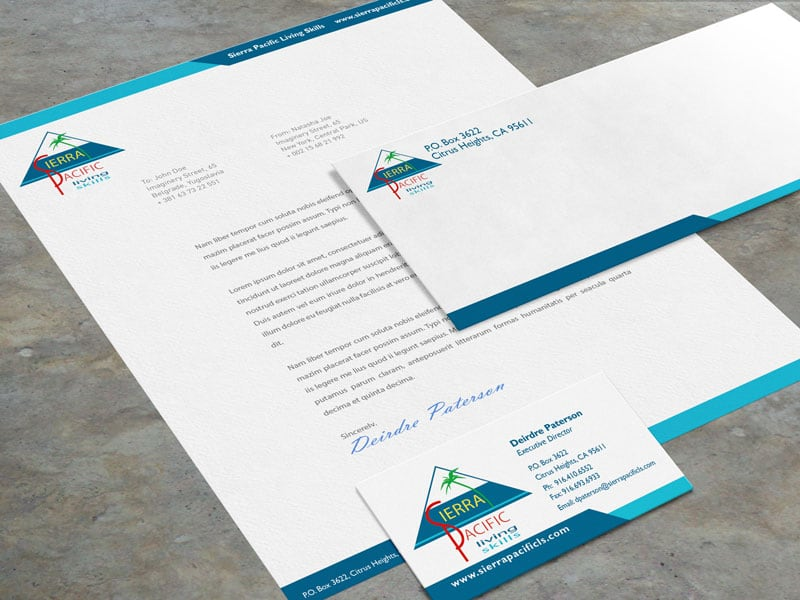 A corporate identity package from Bryan Quinn Media Productions